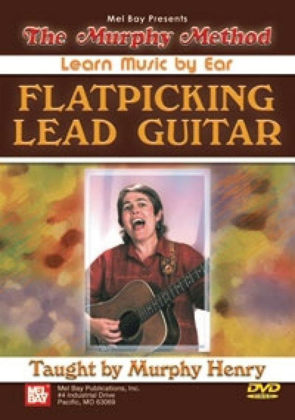 Media Flatpicking Lead Guitar  DVD