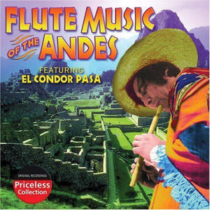 Media Flute Music of the Andes