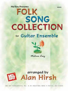 Media Folk Song Collection for Guitar Ensemble