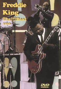 Media Freddie King - The !!!! Beat 1966  DVD