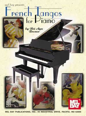 Media French Tangos for Piano