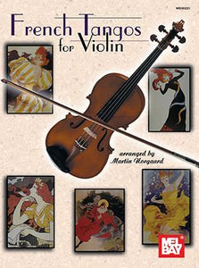 Media French Tangos for Violin