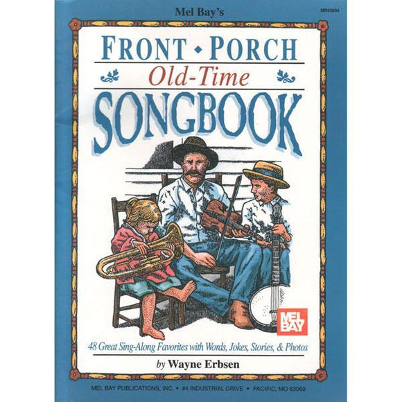 Media Front Porch Old-Time Songbook