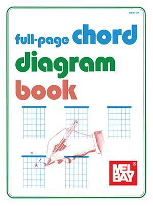 Media Full-Page Chord Diagram Book