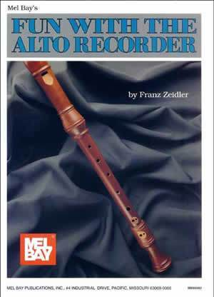 Media Fun With The Alto Recorder