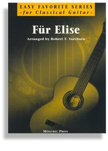 Media Fur Elise for Easy Guitar
