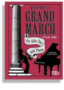 Media Grand March from Aida for Alto Sax & Piano
