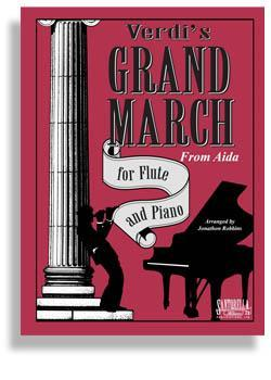 Media Grand March from Aida for Flute & Piano