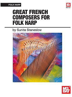Media Great French Composers for Folk Harp