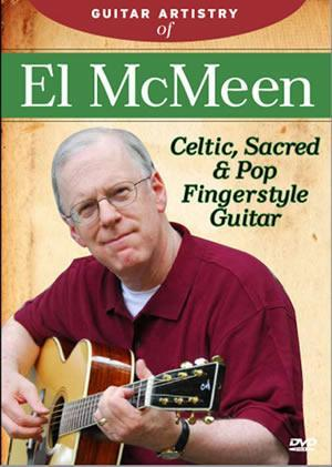 Media Guitar Artistry of El McMeen  DVD