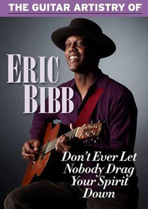Media Guitar Artistry of Eric Bibb DVD