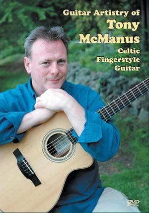 Media Guitar Artistry of Tony McManus, Celtic Fingerstyle Guitar DVD