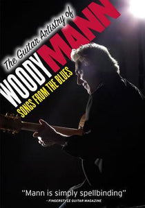 Media Guitar Artistry of Woody Mann DVD