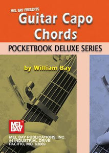Media Guitar Capo Chords, Pocketbook Deluxe Series