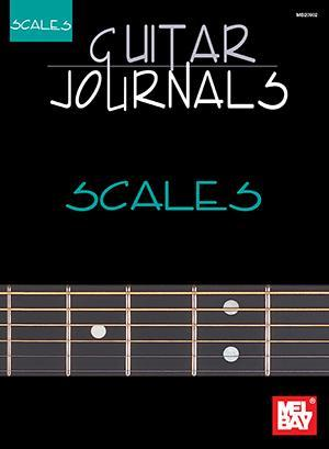 Media Guitar Journals - Scales