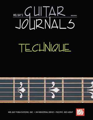 Media Guitar Journals - Technique