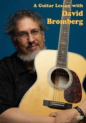 Media Guitar Lesson With David Bromberg  DVD