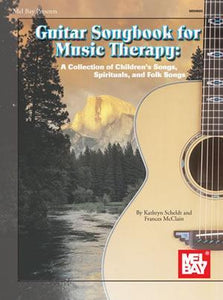 Media Guitar Songbook for Music Therapy