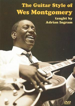 Media Guitar Style of Wes Montgomery  DVD