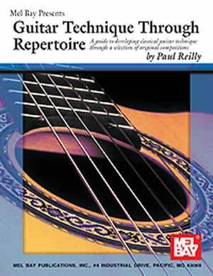 Media Guitar Technique through Repertoire