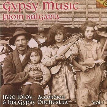 Media Gypsy Music From Bulgaria Volume 1