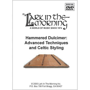 Media Hammered Dulcimer: Advanced Techniques and Celtic Styling DVD