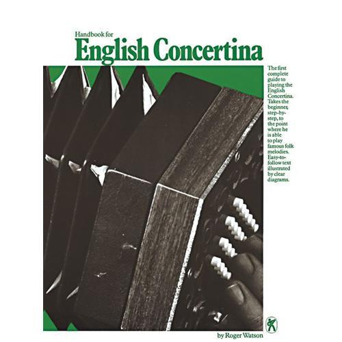 Media Handbook For English Concertina