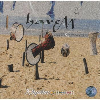 Media Harem Turkish Percussion Group - Rhythm Colour