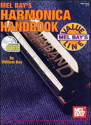 Media Harmonica Handbook  Book/CD Set