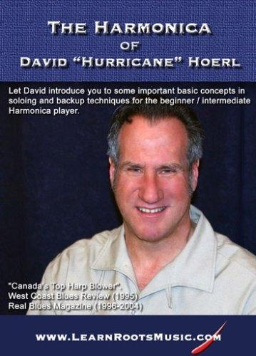 Media Harmonica of David 'Hurricane' Hoerl  DVD