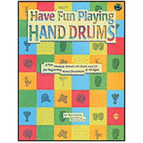 Media Have Fun Playing Hand Drums