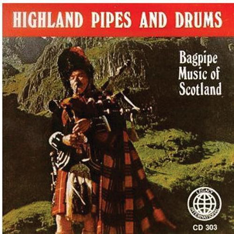 Media Highland Pipes and Drums