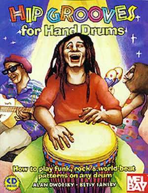 Media Hip Grooves for Hand Drums  Book/CD Set
