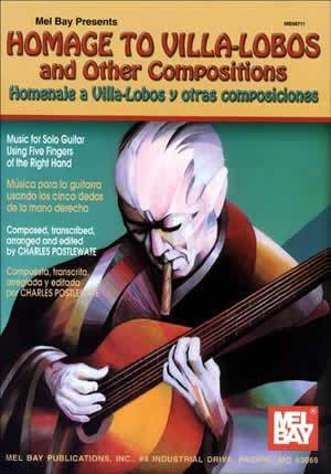 Media Homage to Villa-Lobos and Other Compositions