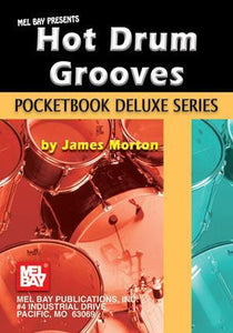 Media Hot Drum Grooves Pocketbook Deluxe Series