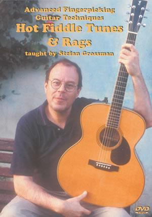 Media Hot Fiddle Tunes and Rags   DVD