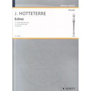 Media Hotteterre - Echos