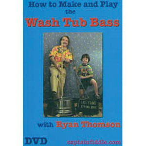 Media How To Make and Play The Washtub Bass