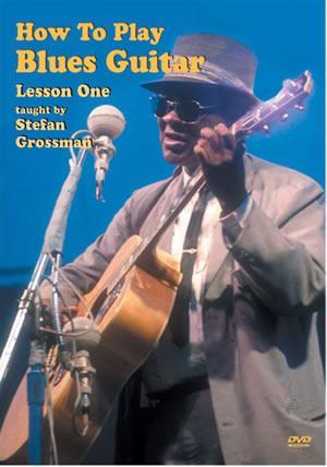 Media How To Play Blues Guitar, Lesson 1  DVD