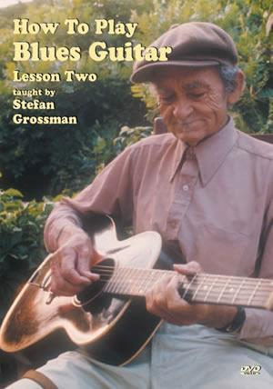 Media How To Play Blues Guitar, Lesson 2  DVD