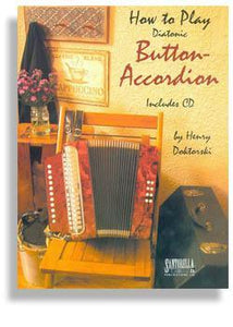 Media How To Play Button Accordion * Volume One with CD