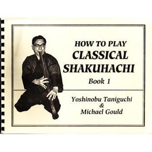 Media How to Play Classical Shakuhachi Book 1