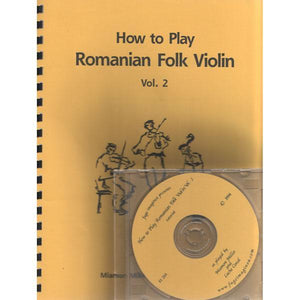 Media How To Play Romanian Folk Violin Vol. 2