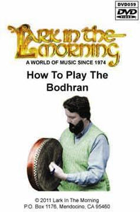 Media How To Play The Bodhran DVD