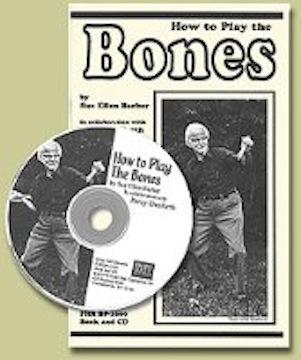 Media How to Play the Bones Book/CD
