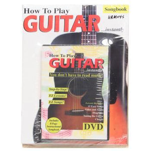 Media How to Play the Guitar Instantly DVD
