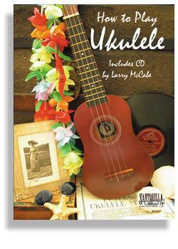 Media How To Play Ukulele with CD