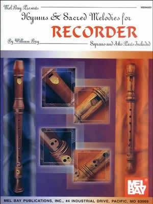 Media Hymns & Sacred Melodies for Recorder