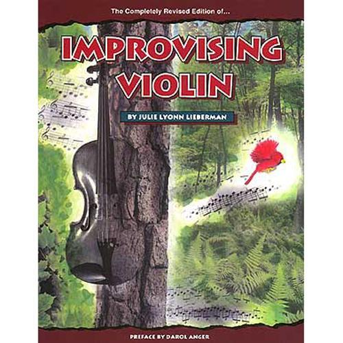Media Improvising Violin Book