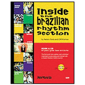 Media Inside the Brazilian Rhythm Section & 2 CD's